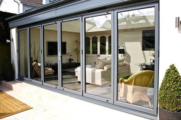Drzwi Tarasowe Oferuje Okna Drzwi Fasady Aluminiowe
